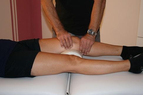 Physiotherapie - Behandlung Manuelle Therapie
